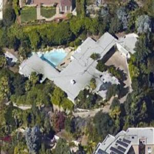 Daryoush Goharbin's House (Google Maps)