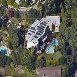 Kamran Gharibian's House (Google Maps)
