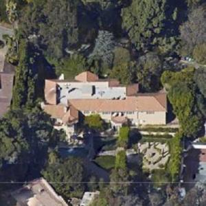 Steve Mikhov's House (Google Maps)