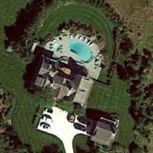 Bart Grenier's House (Google Maps)