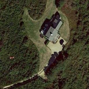 Jerry Johnston's House (Google Maps)