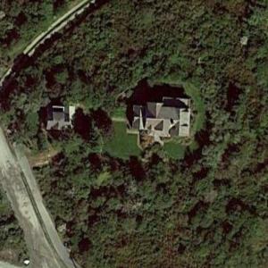 Adam Glick's House (Google Maps)