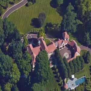 Gene Aaron's House (Google Maps)