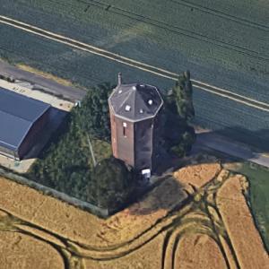 Glessen water tower (Google Maps)