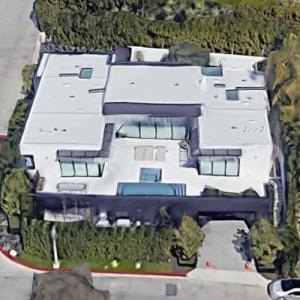 Andrew Modlin's House (Google Maps)