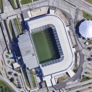 Stadio Friuli (Google Maps)