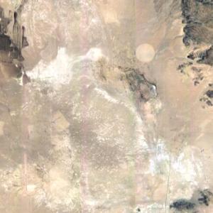 2019 Ridgecrest earthquakes epicenter (Google Maps)
