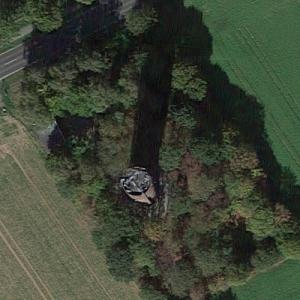 Matzerath water tower (Google Maps)