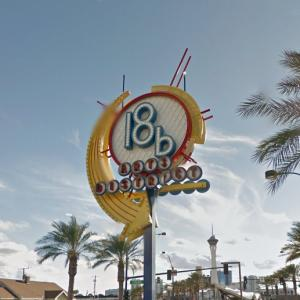 18b Arts District (Neon Sign) (StreetView)