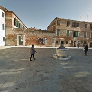 "Campo de S. Basegio (""Spider-Man: Far From Home"") (StreetView)"