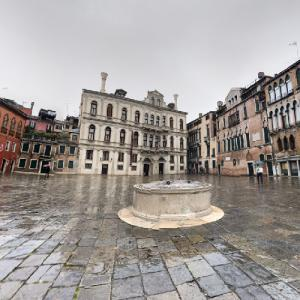 "Campo Santa Maria Formosa (""Spider-Man: Far From Home"") (StreetView)"