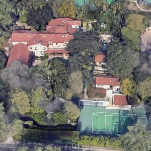 Vincent Price's House (Former) (Google Maps)