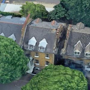 Boris Johnson's House (Google Maps)