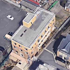 Kyoto Animation arson attack (7/18/19) (Google Maps)