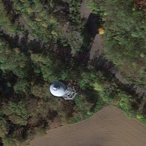 Ubach-Palenberg water tower (Google Maps)