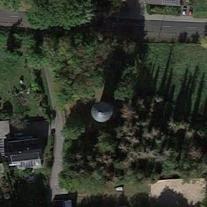 Arsbeck water tower (Google Maps)