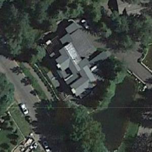 Rob Walton's House (Google Maps)