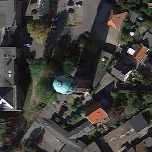 Bardenberg water tower (Google Maps)