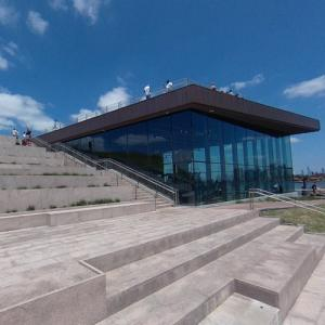 Statue of Liberty Museum (StreetView)
