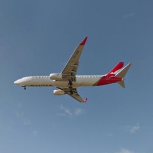 Qantas Boeing 737-838 [VH-VZD] (StreetView)
