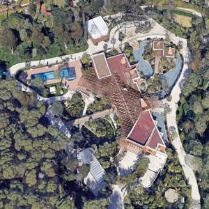 Robert Bourne's House (Google Maps)