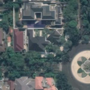 Chairul Tanjung's House (Google Maps)