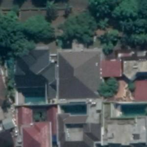 Prabowo Subianto Djojohadikusumo's House (Google Maps)