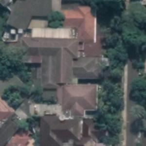 H. M. Soeharto's House (Google Maps)
