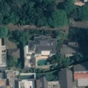 Sandiaga Salahuddin Uno's House (Google Maps)