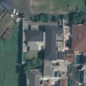 Susilo Bambang Yudhoyono's House (Google Maps)