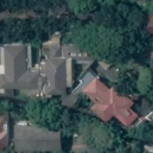 Akbar Tanjung's House (Google Maps)