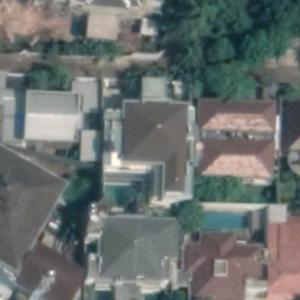 Bambang Trihatmodjo Soeharto's House (Google Maps)