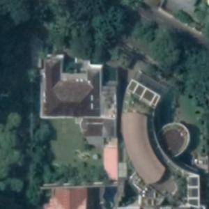 Surya Paloh's House (Google Maps)