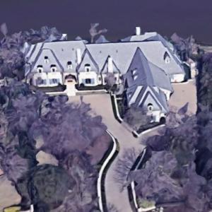 NOT* Wayne LaPierre's House (Google Maps)