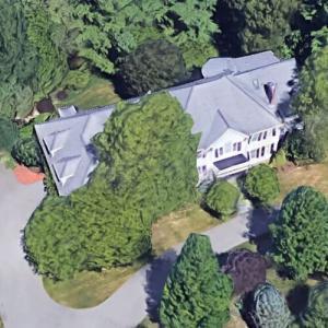 Shari Redstone's House (Google Maps)