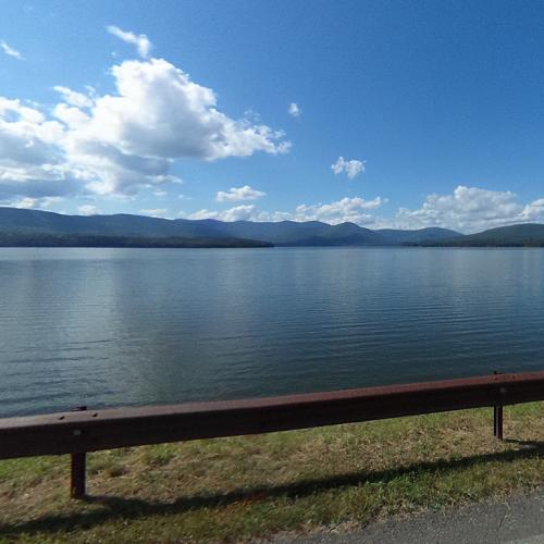 Ashokan Reservoir In Shokan, NY (Google Maps