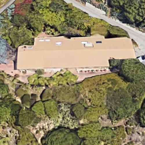 Emma Stone's House (Google Maps)