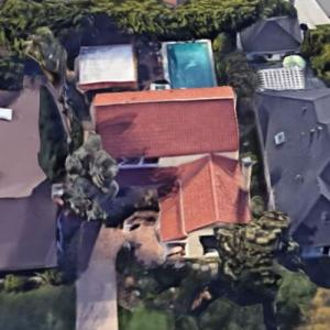 Emma Stone's House (Google Maps)
