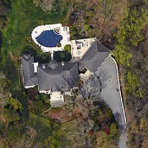 Cardi B & Offset's House (Google Maps)