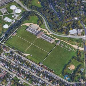 Baldwin Water Treatment Plant (Google Maps)