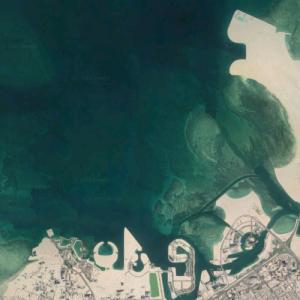 Bahrain Bay (Google Maps)