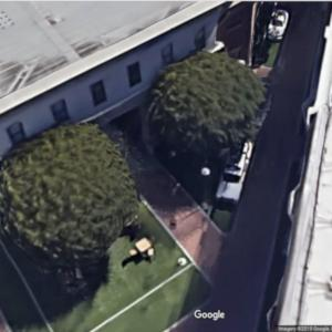 Ghost Corp & Ecto-1 (Google Maps)