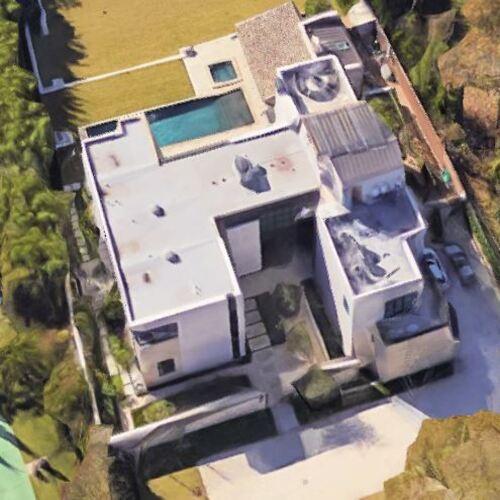 Chris Paul's House (Google Maps)