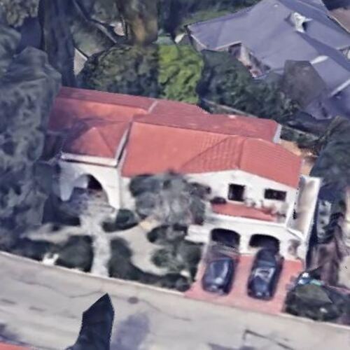 Olivia Wilde (Former) & Jason Sudeikis' House (Google Maps)