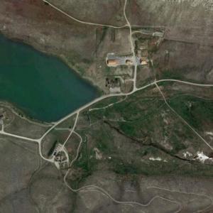 Kanye West's Ranch (Google Maps)