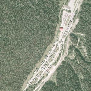 Barkerville (Google Maps)