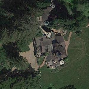 Neil Young's House (Google Maps)