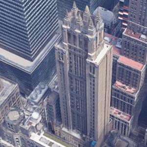 Lefcourt Colonial Building (Google Maps)
