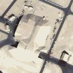 Military Aircraft Hanger (Google Maps)