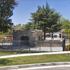 Upland Waiting Station (StreetView)